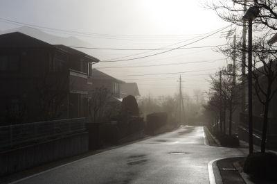 霧のみずきタウン