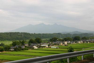 八ヶ岳(中小倉)