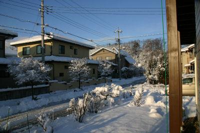 雪2月15日