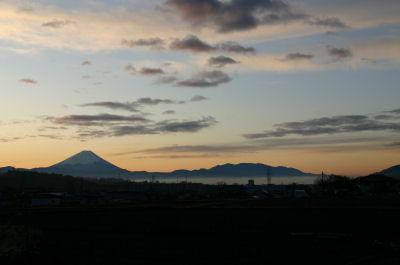 富士山(大蔵新田)