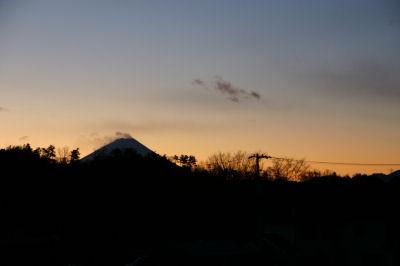 富士山(藤田)