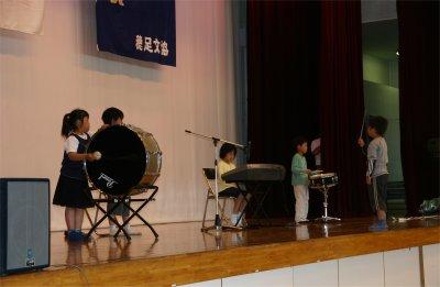 文化祭-合奏