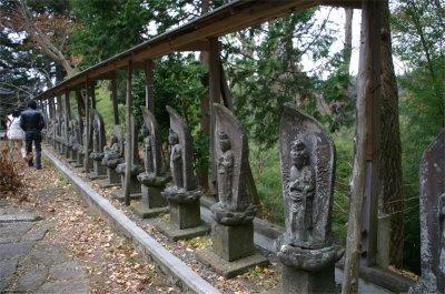 海岸寺石仏