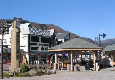 鬼怒川温泉駅1