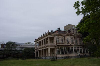 旧岩崎邸庭園洋館