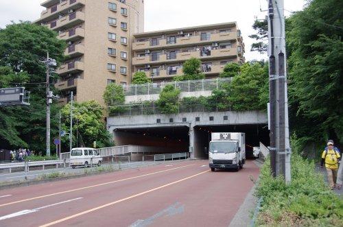 10トンネル