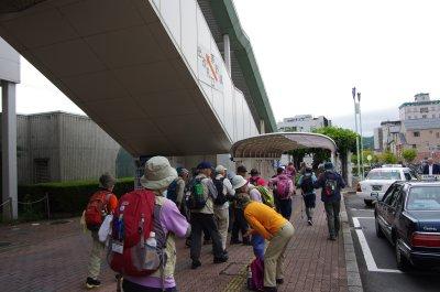 01茅野駅スタート