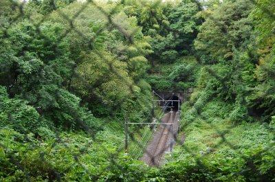 14中央線トンネル