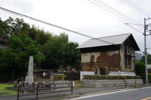 19吉野宿本陣跡
