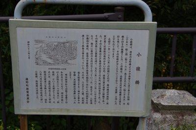 20小猿橋跡