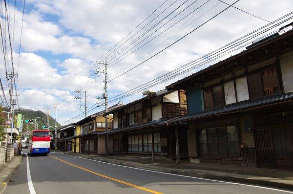 27鳥沢宿