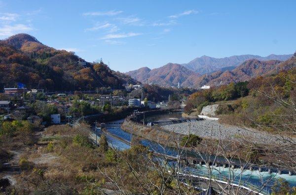 16駒橋発電所遠景
