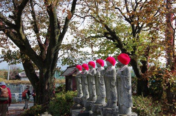 24常泉寺六地蔵