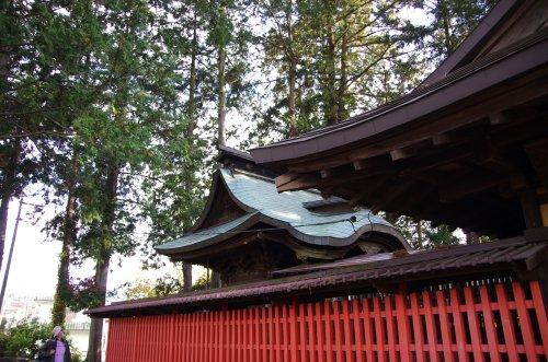 27白鬚神社