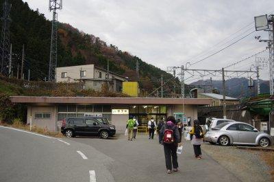 40笹子駅