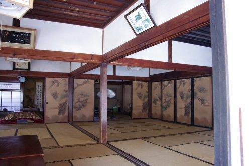 12_江戸屋の座敷