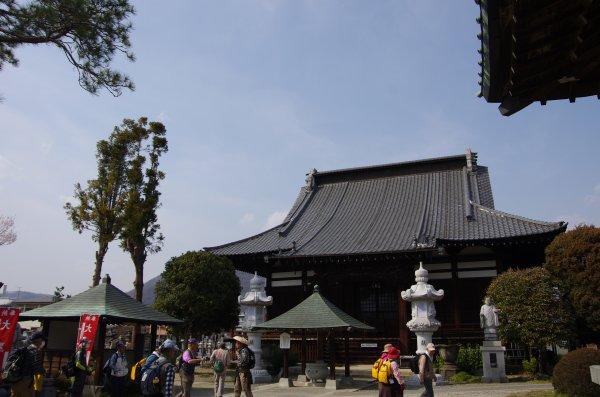 38遠妙寺本堂