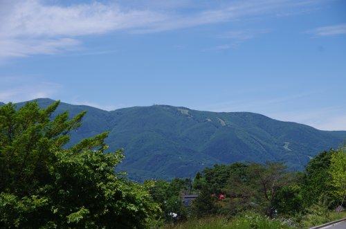 18入笠山