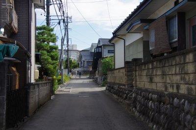 38_青柳駅に向かって下る