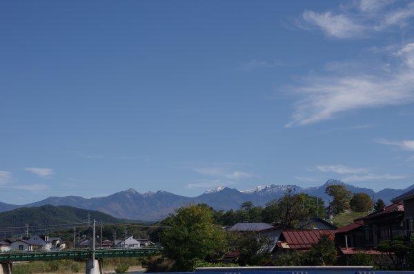 17_八ヶ岳は冠雪