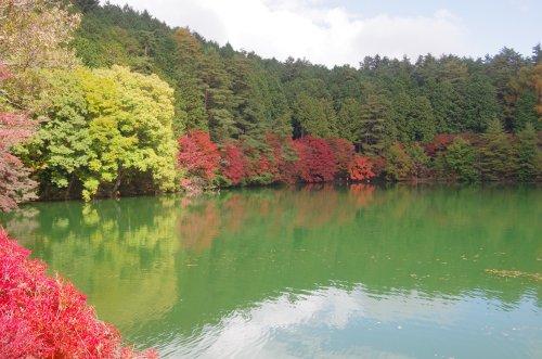 10_南北伊奈ヶ湖遠景